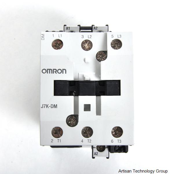 OMRON J7K-DM Contactor