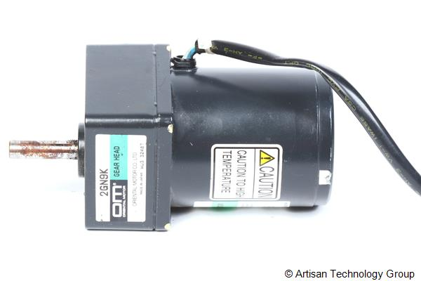 Oriental Motor 2IK6GN-AUL Induction Motor W/ Gear Head