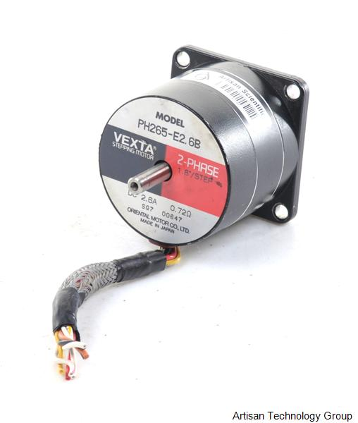 Oriental Motor Vexta PH265-E2.6B 2-Phase Stepping Motor