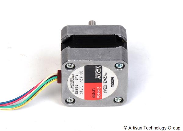 Oriental Motor Vexta PX243-03AA 2-Phase Stepping Motor