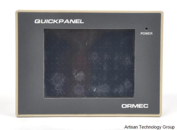 Ormec MMI-QP/5C QuickPanel Touchscreen