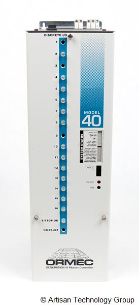 Ormec GN3-40/2M Generation III Motion Controller