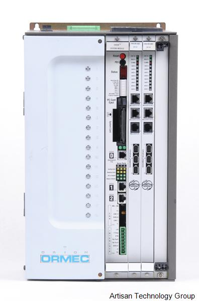 Ormec ORN-30/CFES Motion Controller w/ (2) ORN-SW-AM/0 Installed