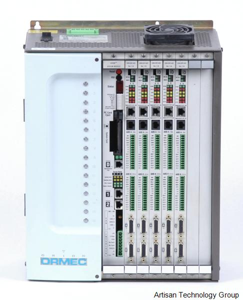 Ormec ORN-70/CFEHS Motion Controller w/ (5) ORN-DSP-A2/2 Installed