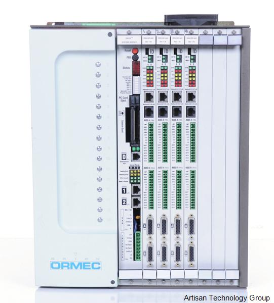 Ormec ORN-70/CFEHS Motion Controller w/ (4) ORN-DSP-A2/2 Installed