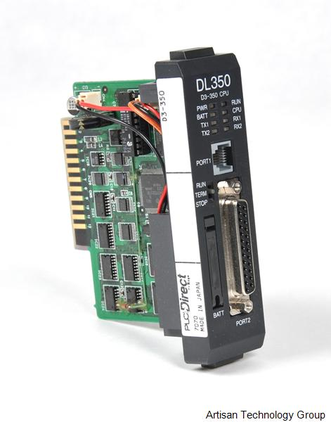Automation Direct D3-350 CPU