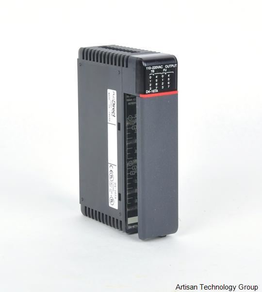 Automation Direct / PLCDirect D4-16TA AC Output Module