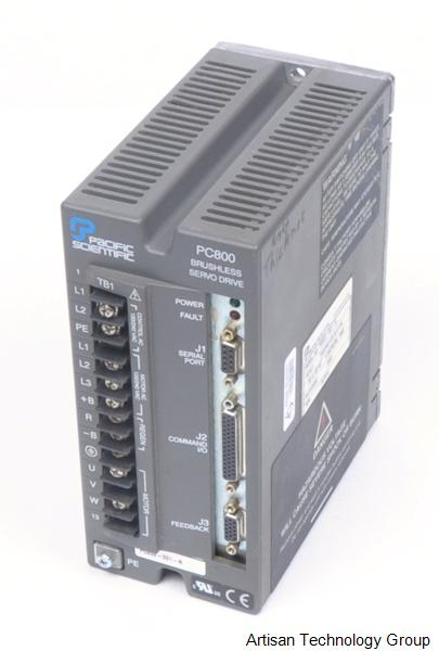 Kollmorgen / Pacific Scientific PC800 Series Brushless Servo Drive