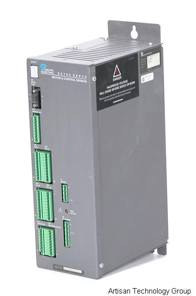 Kollmorgen / Pacific Scientific SC750 Series Digital Programmable Position Controller