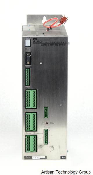 Kollmorgen / Pacific Scientific SC753A001-01 Digital Programmable Position Controller