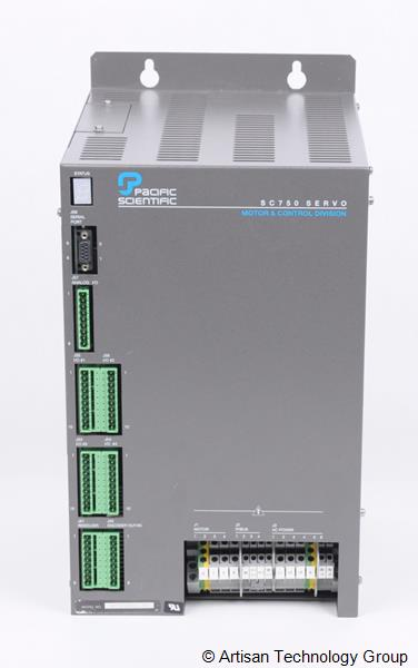 Kollmorgen / Pacific Scientific SC755A001-01 Digital Programmable Position Controller