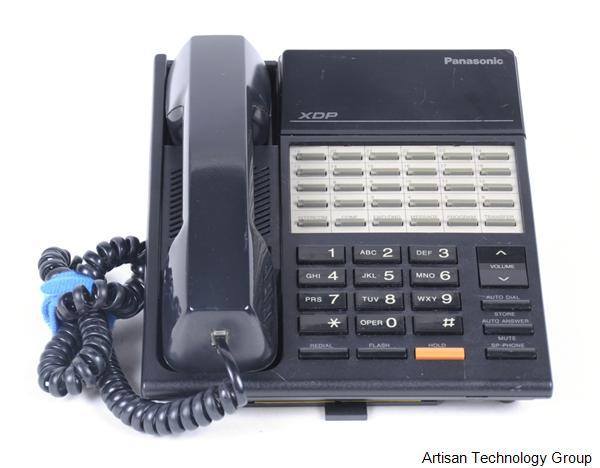 Amazon. Com: panasonic kx-t7220 black phone (certified refurbished.