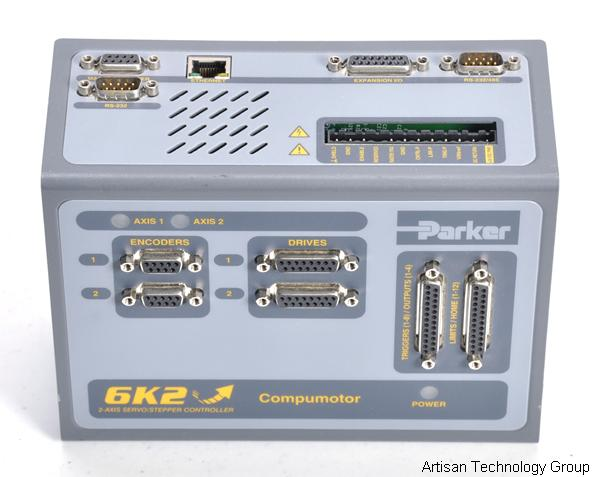 Parker 6K2 2-Axis Controller