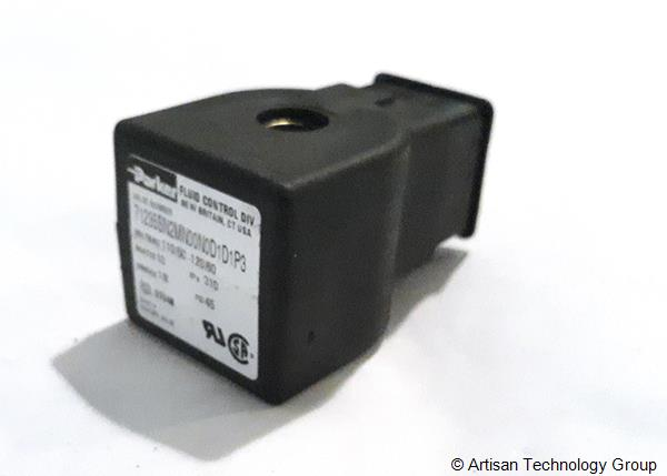 Parker 71235SN2MN00N0D1D1P3 2-Way Direct Acting Valve