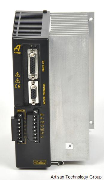 Parker Compumotor AR-02AE 200W Aries Servo Drive with Feedback and Motor Cables