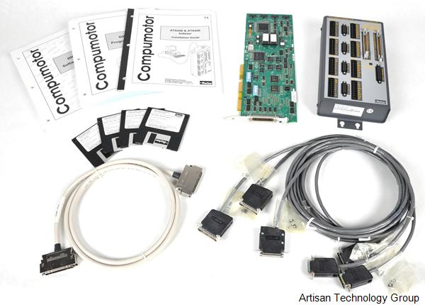 Parker / Compumotor AT6400 4-Axis Controller with Kit