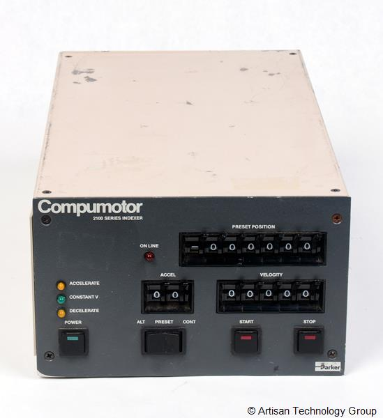Parker / Compumotor 2100-1-R7 Indexer