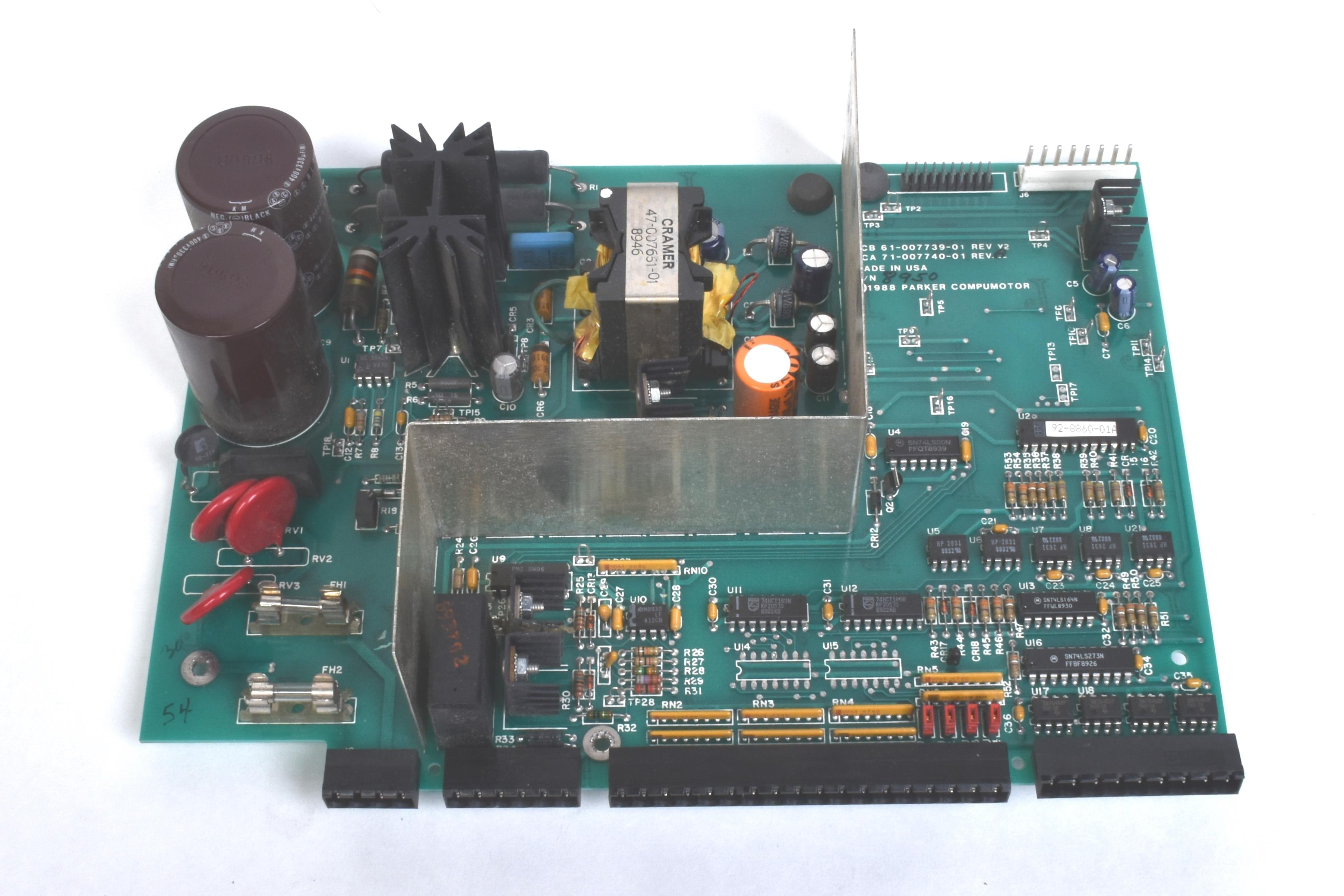 Parker / Compumotor 71-007740-01 Power Board