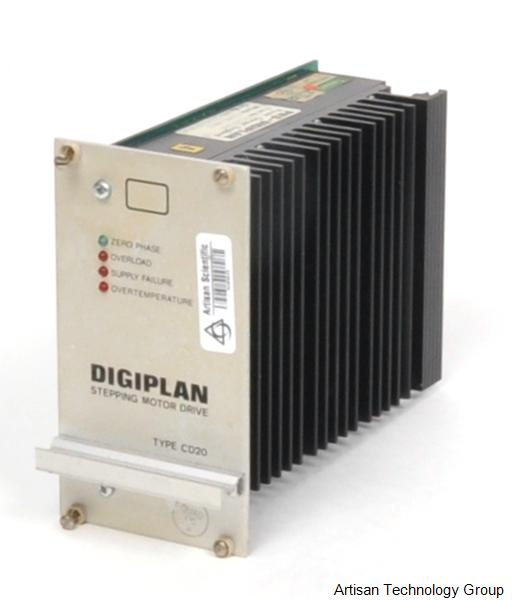 Parker / Digiplan CD20-QUAD Stepper Drive Module