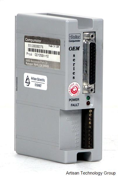 Parker / Compumotor OEM350 Series Microstepping Drives