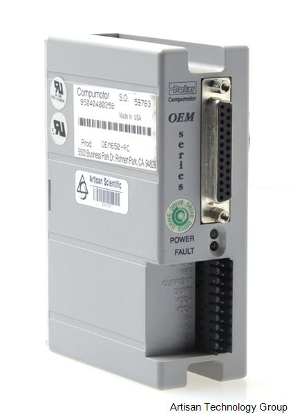 Parker / Compumotor OEM650 Series Microstepping Drive