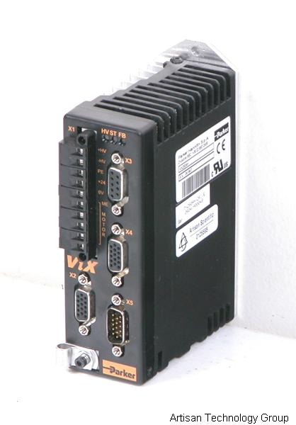 Parker / Compumotor ViX Series Stepper/Servo Drives and Drives/Controllers