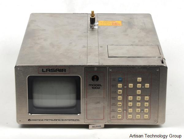 Particle Measuring Systems Lasair 1002 Optical Particle Measurement System