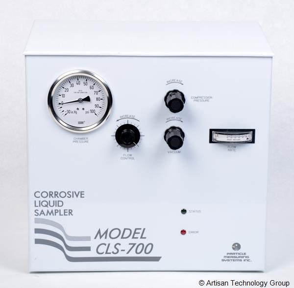 Particle Measuring Systems CLS-700 Corrosive Liquid Sampler with LiQuilaz SO2 Particle Sensor