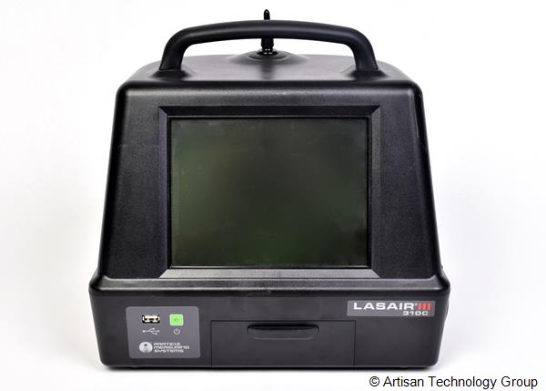 Particle Measuring Systems Lasair III 310C Portable Particle Counter