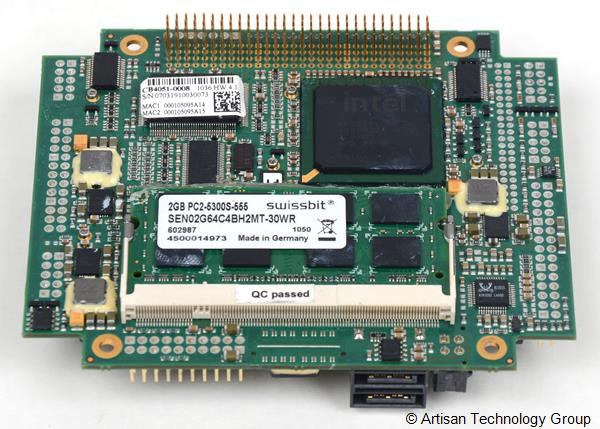 Beckhoff CB4051 PC/104 Core Duo Motherboard