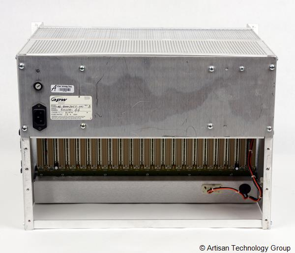 Pentair / APW Electronic Solutions 06-80007655-001 21-Slot Monolithic VME Chassis