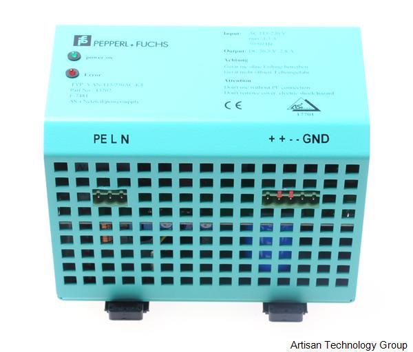 Pepperl+Fuchs VAN-115/230AC-K8 AS-Interface Power Supply