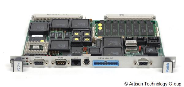 Rastergraf / Peritek VCT-V, VCU-V and VCD-V Graphics Boards