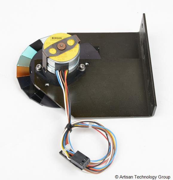 Perkin Elmer Lambda 2 UV / VIS Spectrophotometer Filter Wheel Motor Assembly