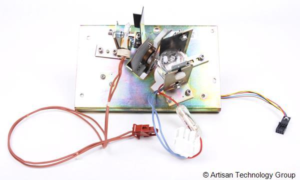 Perkin Elmer Lambda 2 UV / VIS Spectrophotometer Filter Wheel Motor Assembly with Lamps