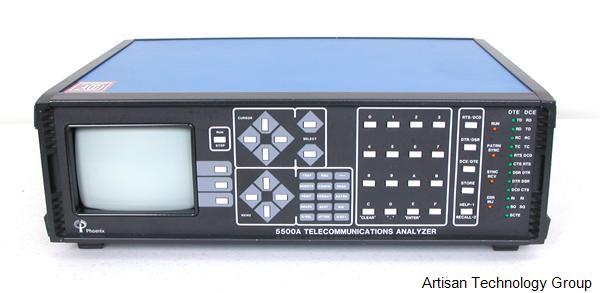 Phoenix Microsystems 5500A Telecommunications Analyzer