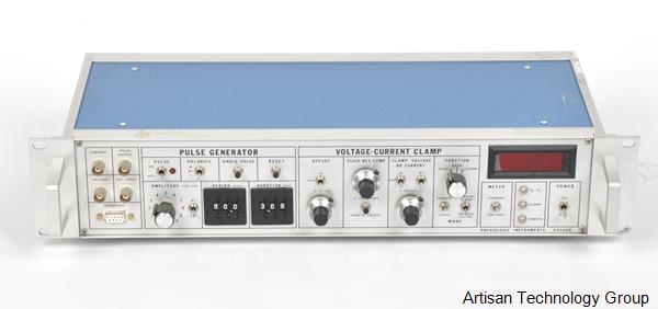 Physiologic Instruments VCC 600 Pulse Generator / Voltage-Current Clamp
