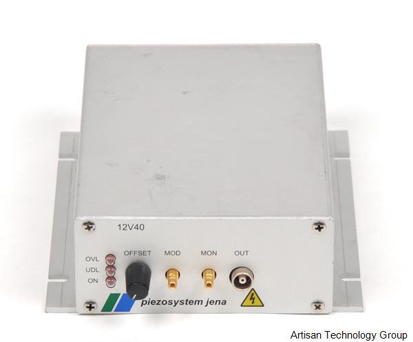 Piezosystem Jena 12V40 OEM Piezo Controller