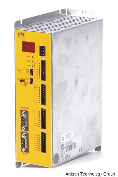 Pilz PSS 3032 Programmable Safety System Fail-Safe Module