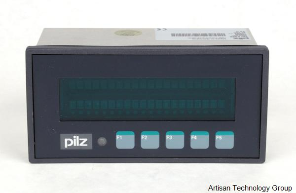 Pilz PXT 5 SER Display and Operating System