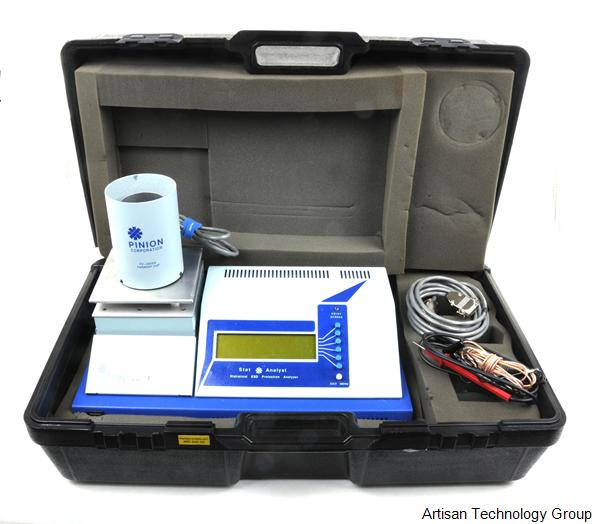 Pinion Products Stat Analyst Statistical ESD Protection Analyzer