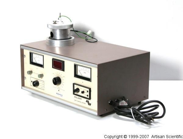 Polaron / Quorum Technology SEM Coating System
