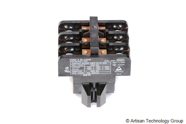 Tyco Electronics / Potter and Brumfield P25P42A22P1-240 Contactor