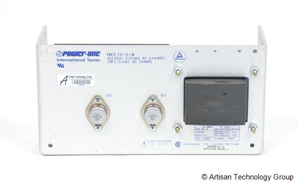 Bel Fuse / Power-One HCC15-3-A DC Power Supply
