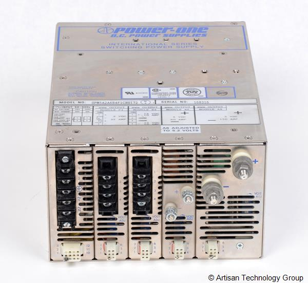 Bel Fuse / Power-One SPM5A2A6B4F1CRS172 Modular High Power Supply (5V/150A, 5V/60A, 12V/10A, 2V/35A)