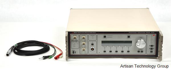 Princeton Applied Research / EG&G 263A Potentiostat / Galvanostat