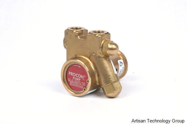 Procon Series 1 Rotary Vane Pump