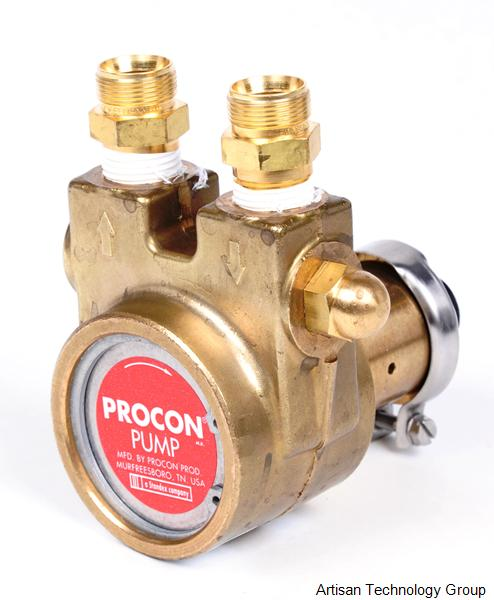 Procon Series 4 Rotary Vane Pump