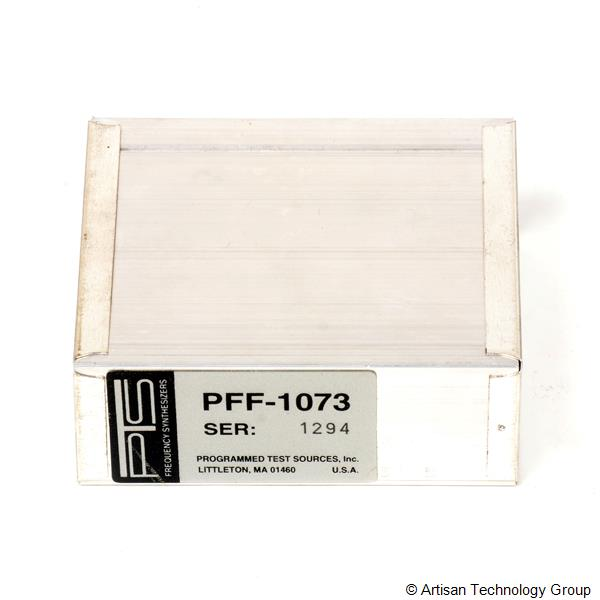 Programmed Test Sources PFF-1073 Module