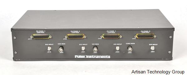 Pulse Instruments PI 3100 Multi-Channel Data Acquisition Interface
